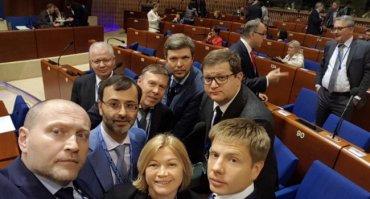 Украинская делегация отказалась от приглашения генсека ПАСЕ