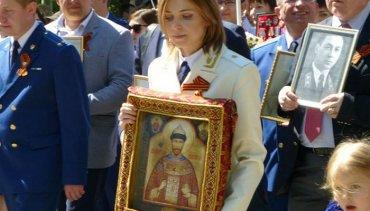 Поклонская не признаёт потомков Николая II наследниками трона