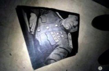 В Харькове разбили мемориальную доску маршалу Жукову