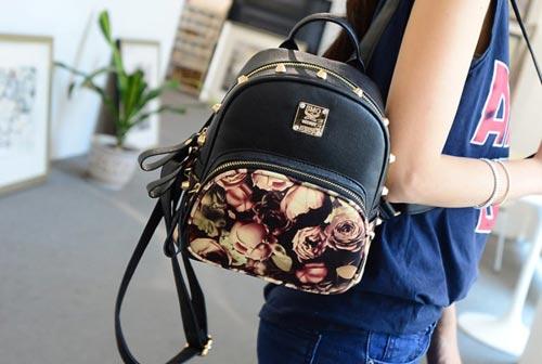 Стильные женские рюкзаки по доступной цене