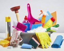 Уборка квартиры во время беременности