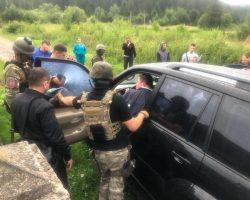 Луценко похвастался спецоперацией по аресту Москаля