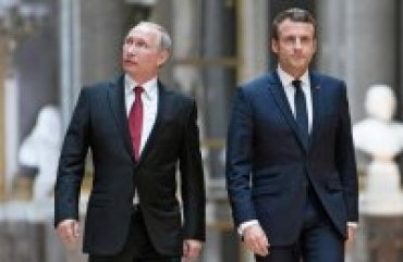 Макрон может приехать в Россию на ЧМ-2018