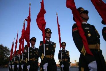 В Китае прошла сходка африканских военных