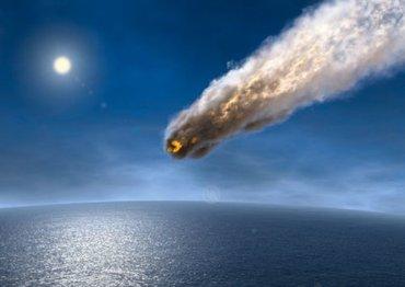 Ученые впервые подняли метеорит со дна океана