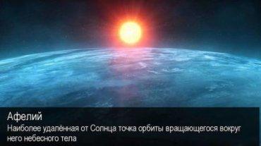 Земля максимально удалится от Солнца