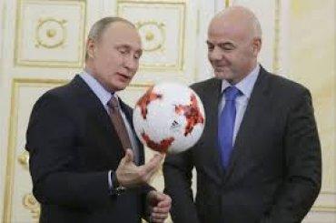 Почему Путин игнорирует ЧМ-2018