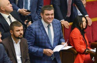 Ровенский нардеп предложил льготы для компании Ахметова
