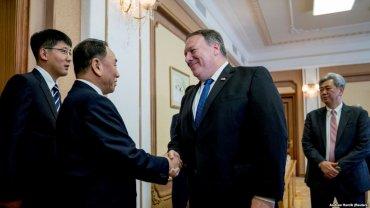 В КНДР недовольны итогами переговоров с госсекретарем США