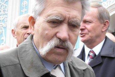 Умер легендарный украинский диссидент Левко Лукьяненко