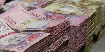 В посадке под Днепром нашли мешки с миллионами гривен