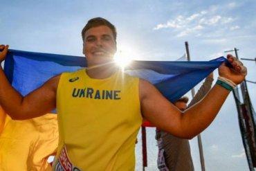 Украинский метатель победил на юниорском ЧЕ с мировым рекордом