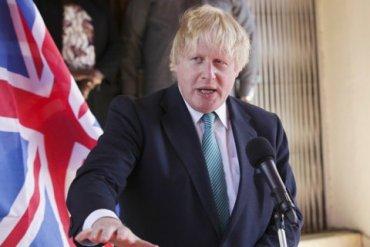 Министр иностранных дел Великобритании ушел в отставку