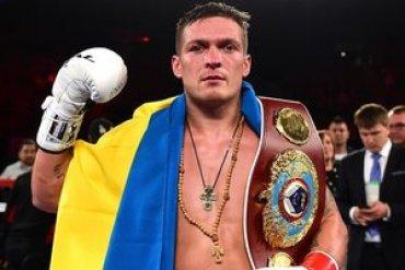 Усик обещает победить в Москве