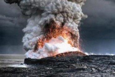 Ученые в Новой Зеландии обнаружили гигантский подводный вулкан Киви