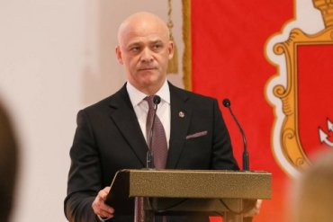 Одесский мэр подал иск против Украины в ЕСПЧ