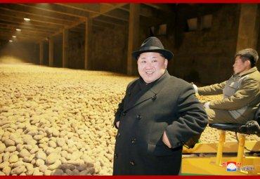 Ким Чен Ын променял госсекретаря США на картошку