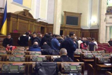 Рада отменила скандальную поправку в законе об Антикоррупционном суде