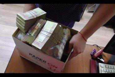 Полицейские украли полмиллиона гривен во время следственного эксперимента