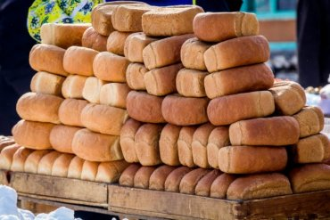 В Украине продукты на треть дешевле, чем в России