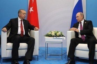 Эрдоган призвал Путина остановить Асада