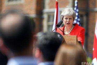 Тереза Мэй допустила, что Британия может не выйти из ЕС