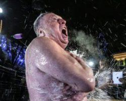Россиянин облил Жириновского пивом и получил 14 суток ареста