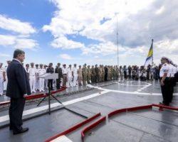 Порошенко ожидает атаки российских войск на Мариуполь