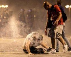 Французы массовыми беспорядками отпраздновали победу на ЧМ-2018