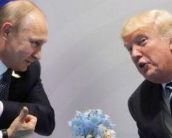 Принесет ли Трамп Крым Путину в жертву?