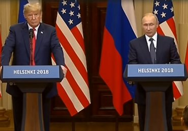 Путин рассказал о компромате на Трампа