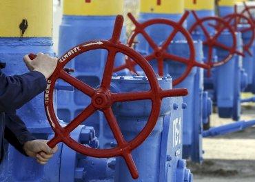 Заполнены на 39%: Украина продолжает закачивать газ в хранилища