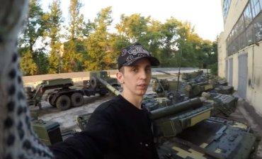 Cклад танков, на который проникли блогеры, вообще не охранялся