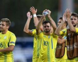 Сборная Украины обыграла Францию на юношеском Евро-2018