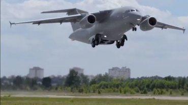 Порошенко: Россия больше не производит детали для Ан-178
