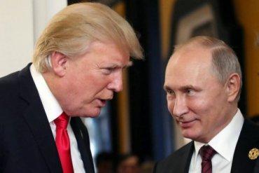 Путин и Трамп не будут говорить о Крыме
