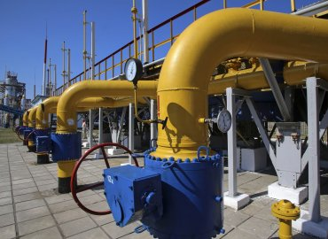 Европа увеличила заявку на транзит через ГТС Украины