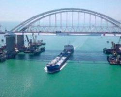 Убытки Украины от строительства Керченского моста достигают 500 млн грн в год