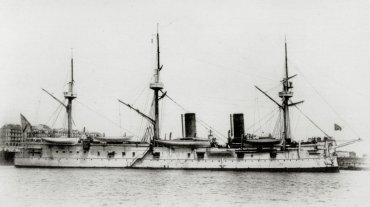 В Японском море нашли крейсер «Дмитрий Донской», потоплен в бою в 1905 году