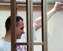 Россия направила в ЕСПЧ объяснения по поводу здоровья Сенцова
