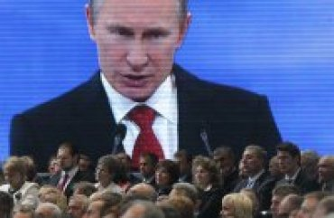 Путин пригрозил «последствиями» в случае вступления Украины к НАТО