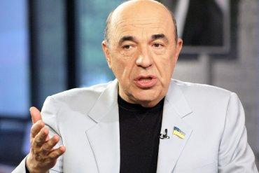 Рабинович: В Украине надо строить сильное государство, не дожидаясь «помощи» зарубежных «друзей»