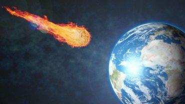 Китайских ученых удивил упавший метеорит