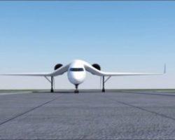 о ли самолет, то ли поезд: показали транспорт будущего