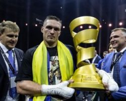 Гройсман предложил присвоить Усику звание Героя Украины