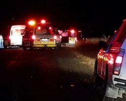 В ЮАР на дороге застрелили 11 таксистов