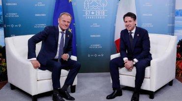 Италия хочет снять экономические санкции с России