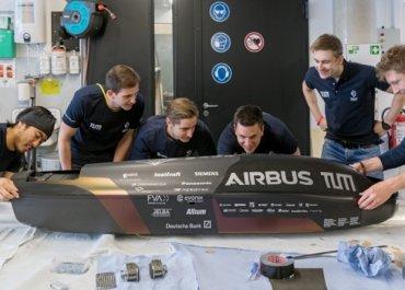 Капсулу Hyperloop разогнали до рекордных 466 километров в час