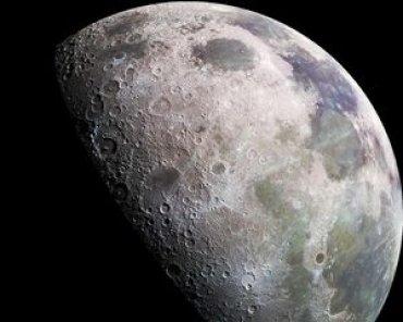 Американские ученые ищут признаки жизни на Луне