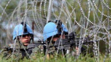 В Берлине обсудят введение миротворцев на Донбасс